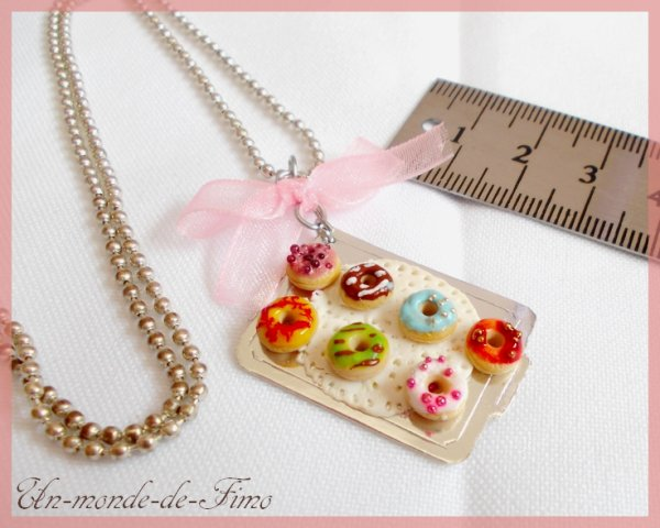 Cinq-cent-trente-quatrième objet:   Donuts gourmands