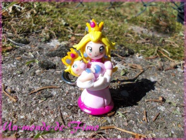 Cinq-cent-cinquante-huitième objet:   Princesse Peach!