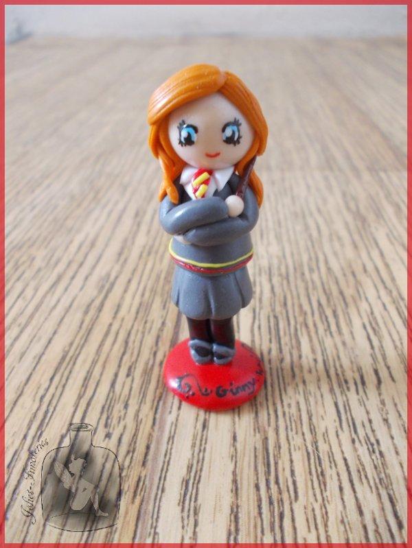 Cinq-cent-soixantième objet:   Ginny!