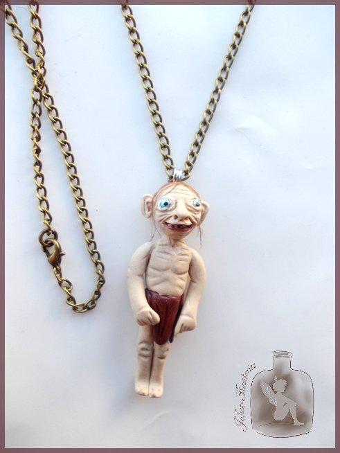 Cinq-cent-soixante-quatrième objet:   Gollum! :p