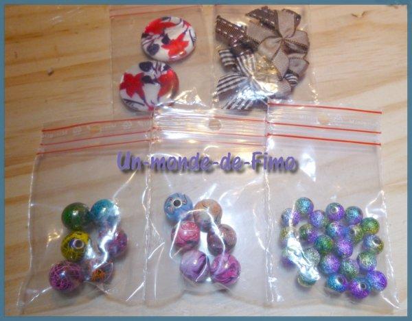 Des cadeaux dans ma boite aux lettres! :)