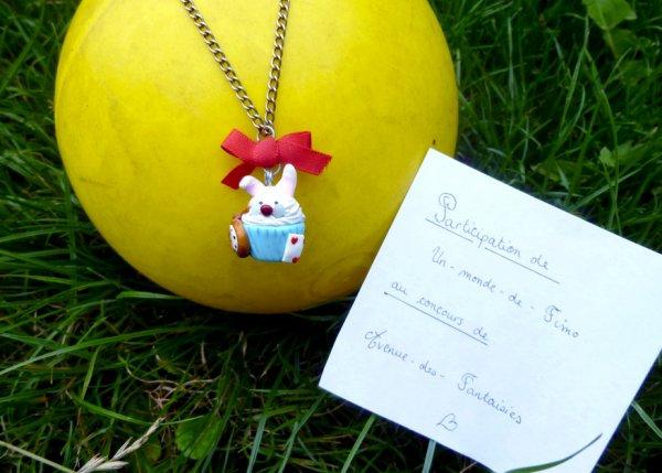 Participation au concours de Avenue-des-fantaisies! ♥