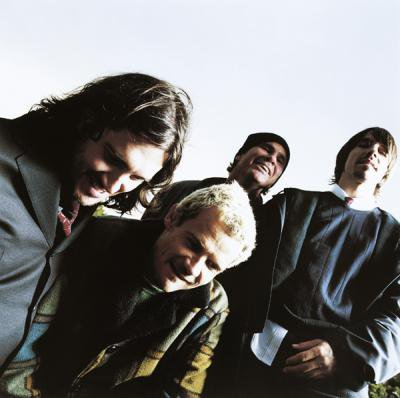 Red Hot Chili Peppers - Snow.