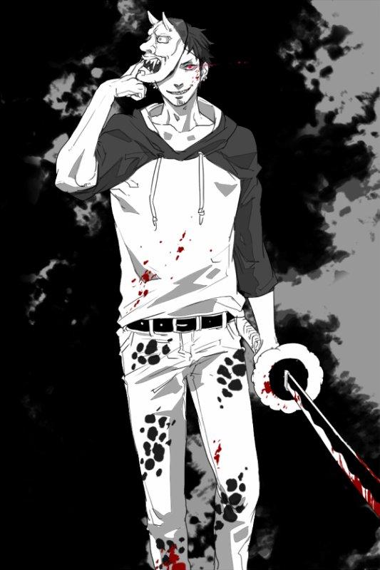 Le fluide. Blood.
