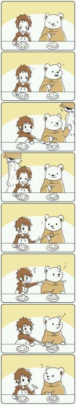 Doujinshi. Juste pour rire ;)