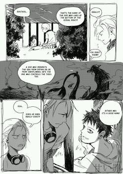 Doujinshi. Rapunzel, sixième partie.