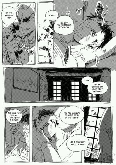 Doujinshi. Rapunzel, dixième partie.