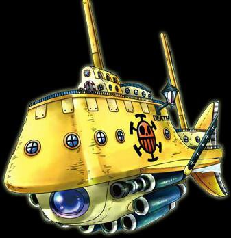 L'équipage. We all live in a yellow submarine ~
