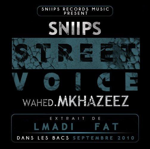 STREET VOICE ( L'MADI FAT  SEPTEMBRE 2010 )