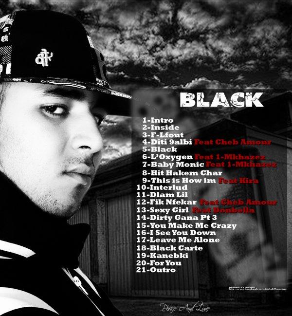 "sniips         (album)        ""Black ""         2010 / 2011"