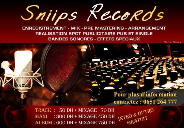 Sniips Record's