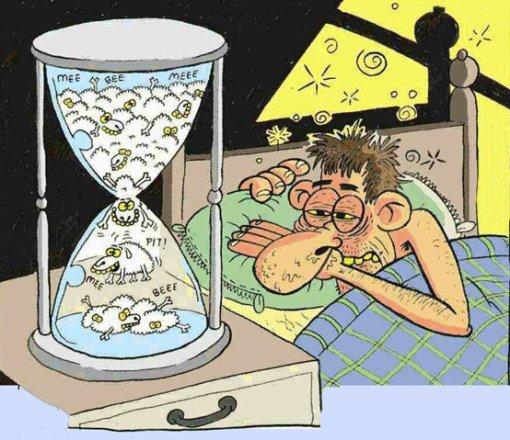 Les insomnies et le bypass