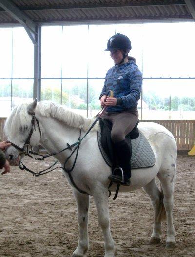 La passion du cheval.