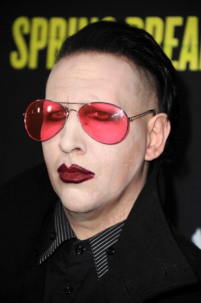 Marilyn Manson au Spring Breakers
