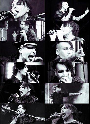 Marilyn Manson vs Jonathan Davis
