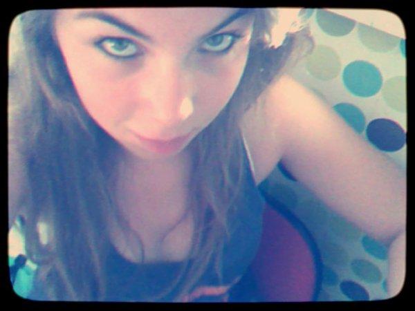 Encore des nouvelles photos de moi ! <3