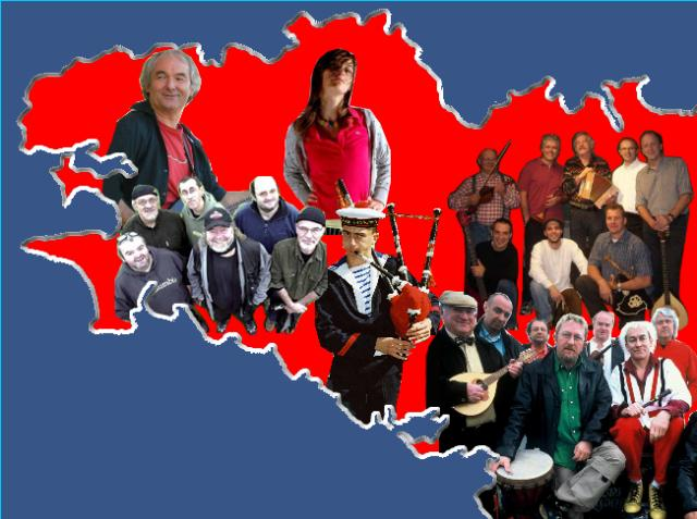 La Bretagne en musique