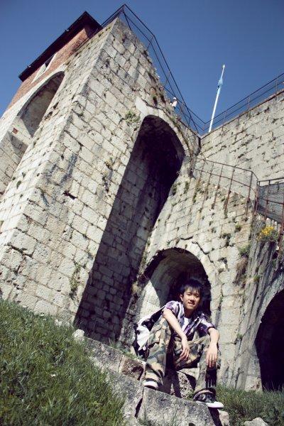 A citadelle~