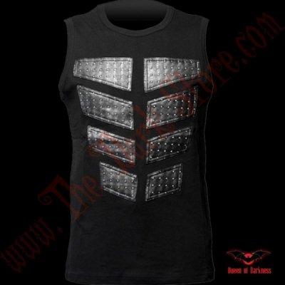 T-Shirt sans manches Cyber Goth