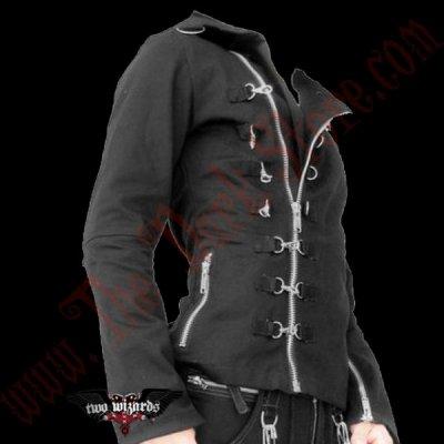 Avec Store Blog Mousquetons Gothique Veste The De Dark gq5Sx