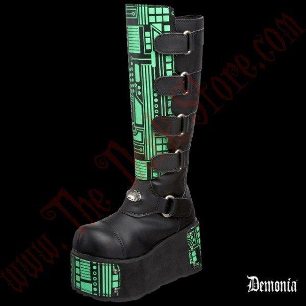 Cyber Bottes Demonia TECHNO-850UV