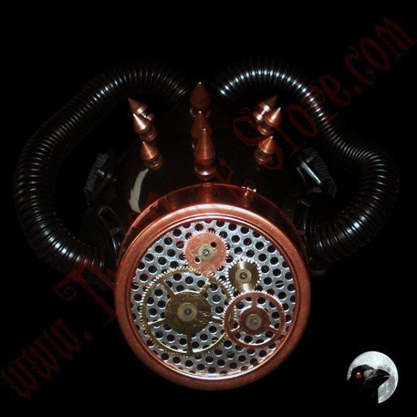 """Cyber Respirator """"Rouages du Temps"""""""