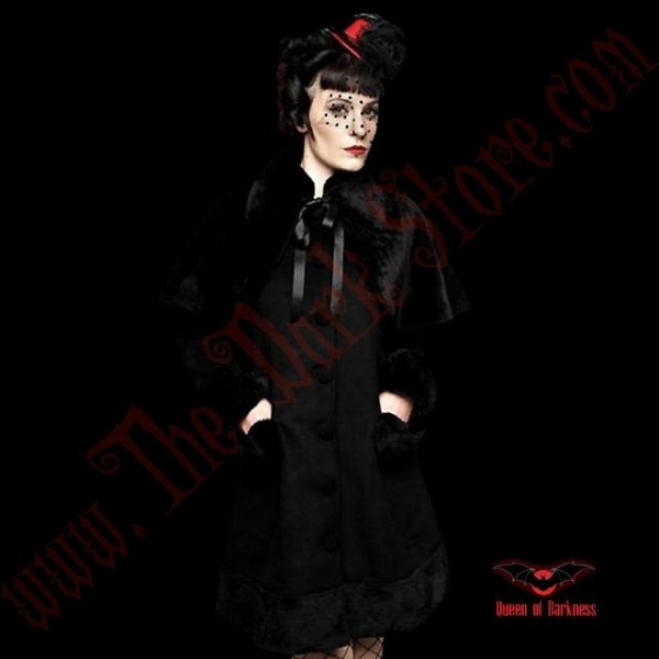 Manteau Dark Lady