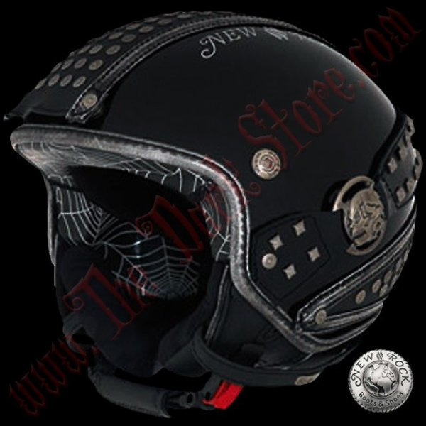 CASQUE DE MOTO NEW ROCK (HELMET003-S1)