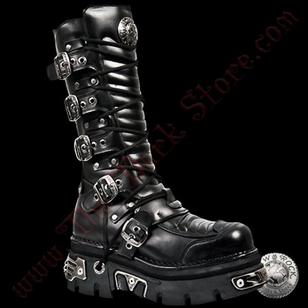 NEW ROCK HIGH REACTOR BOOTS (985-S1)