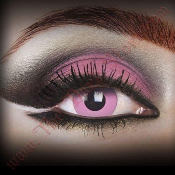Lentilles de Contact 'Pink'