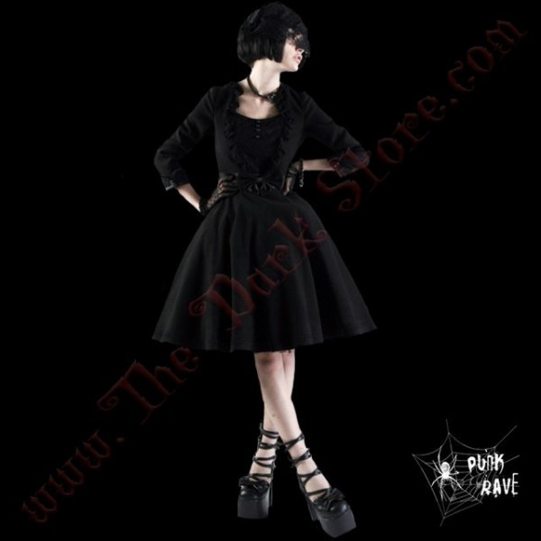Robe Punk Rave 'Black Heart'
