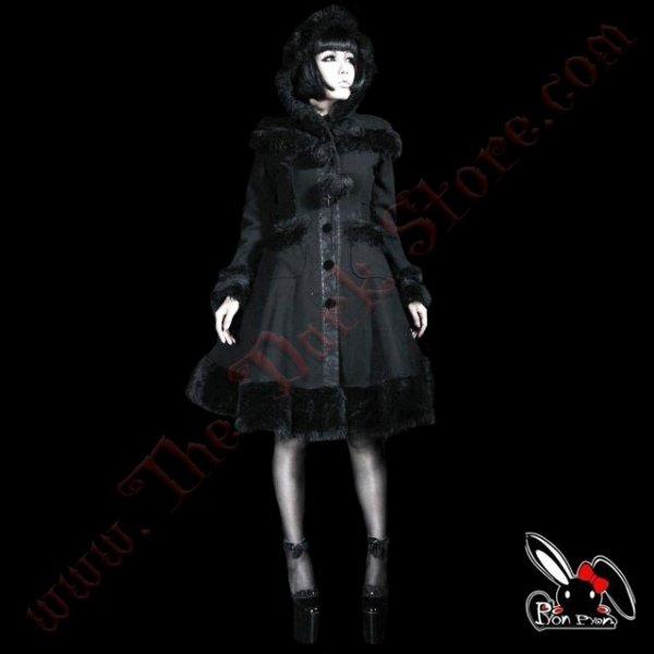 Manteau Gothic Lolita 'Dolly'