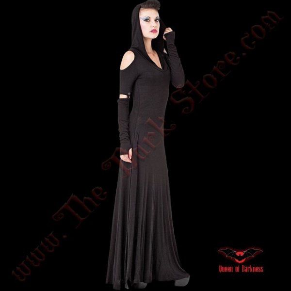 ROBE LONGUE 'MYSTIQUE'