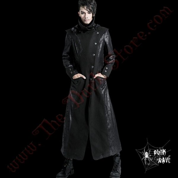 Manteau 'Black Dragon'