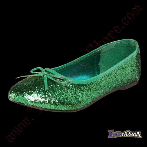 BALLERINES FUNTASMA 'STAR-16G' IRISH GREEN