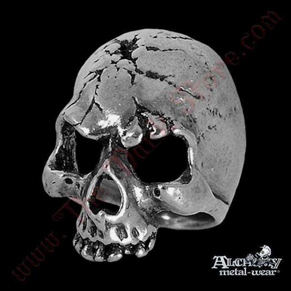 Bague 'Ruination Skull'
