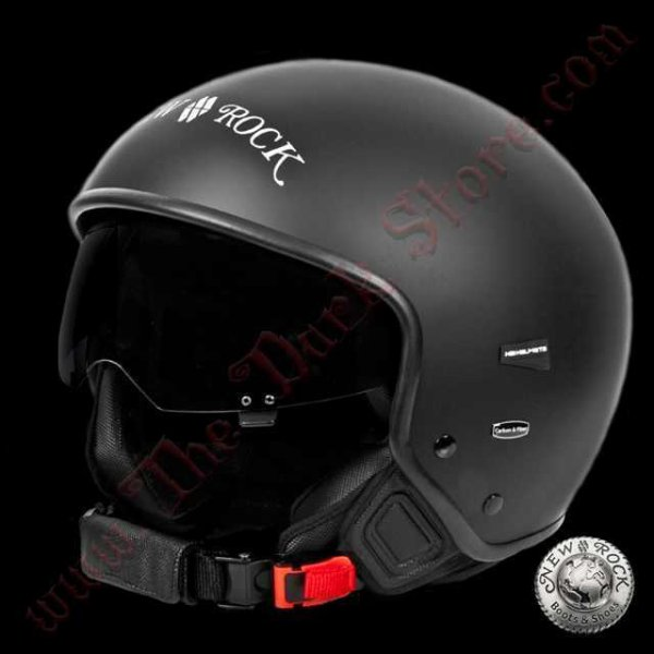 Casque de Moto New Rock (HELMET019-S1)