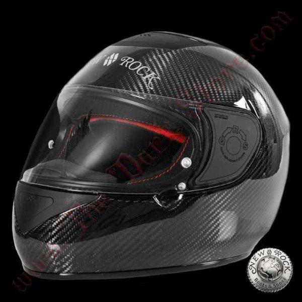 Casque Intégral de Moto New Rock (HELMET021-S1)