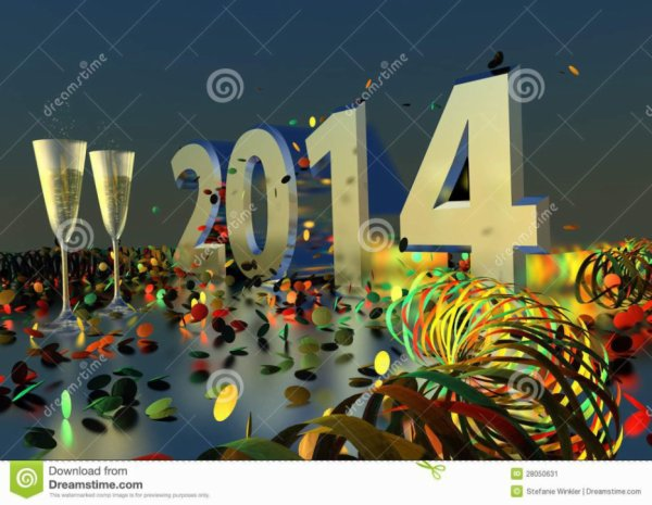 Happy New Year all my friends