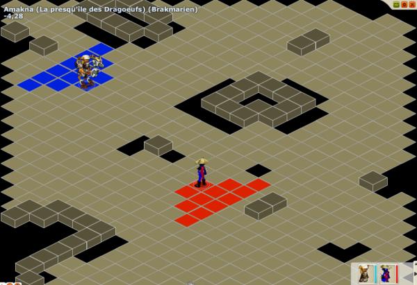 map du tournoi guilde