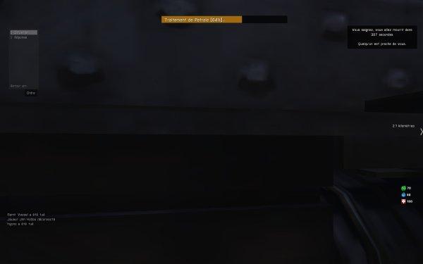 Explosion de mon HEMMT