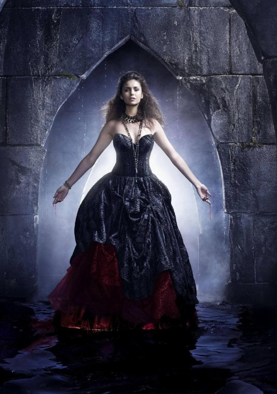 the vampire diaries :saison 4