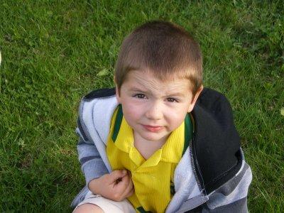 mon frere Nathan a 4 ans aujourd hui