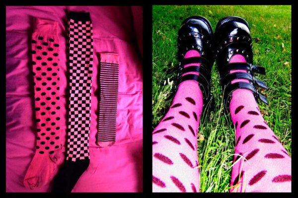 Chaussettes :)