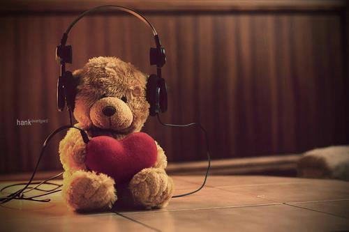 Laisse parler la musique.