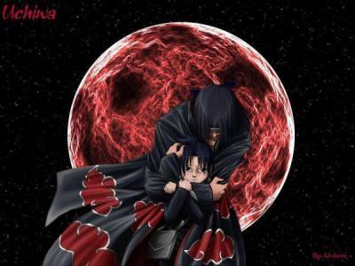 Fond Decran Anime Itachi