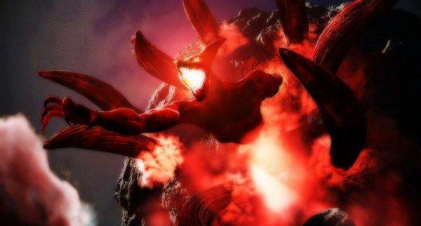 Naruto d mons renard huits queues orochimaru - Naruto renard ...
