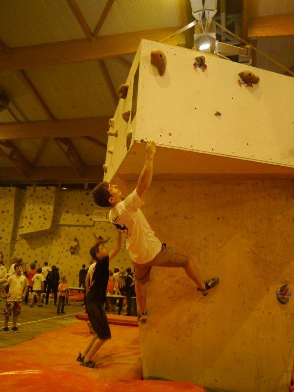 Nov 2014 LA BRESSE compétition blocs