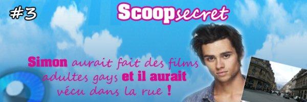 Scoop secret!