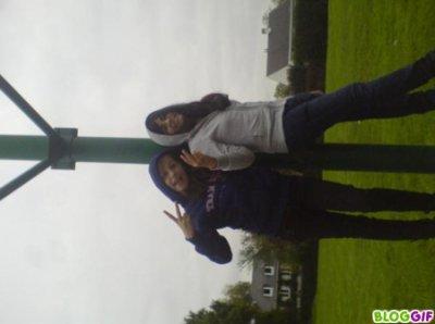 Aurélie et Moi :)
